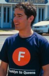 Jesse Bradford as Cliff Pantone in Bring It On