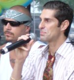 Perry Farrell and DJ Muggs