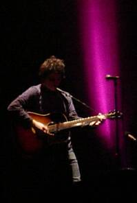 Jeff Tweedy solo, photo by Kristy Bowden