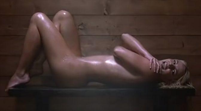 Steamy new Britney video