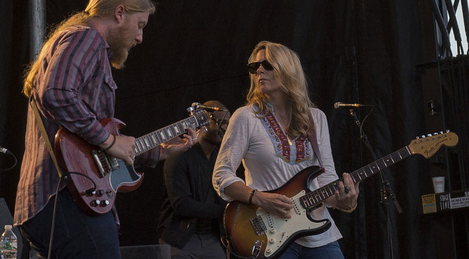 Five from the Archive: Tedeschi Trucks Band in 2015