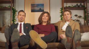 New Hanson video: Finally It's Christmas