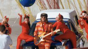 New King Tuff video: Psycho Star