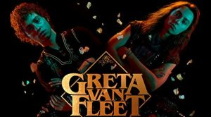 New Greta Van Fleet video: When the Curtain Falls