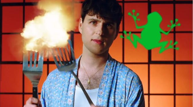 New Vampire Weekend video: Harmony Hall