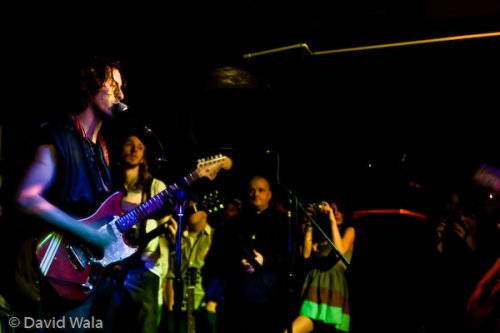 Carl Barat Live in Stockton-on-Tees