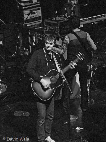 Peter Doherty - Live in Edinburgh