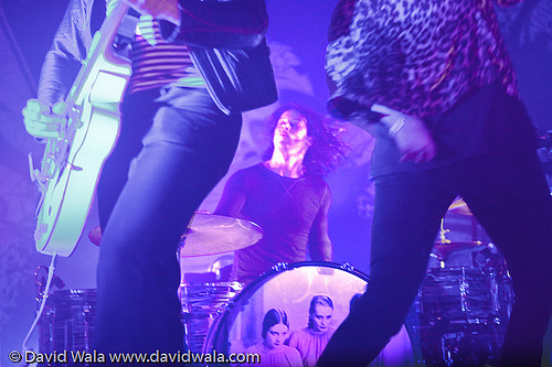 Dead Weather Live in Newcastle