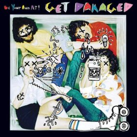 Be Your Own Pete - Get Damaged