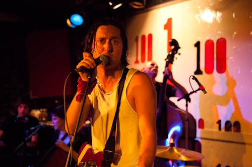 Carl Barat Live at 100 Club