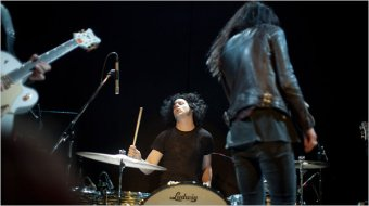 The Dead Weather by Willie Davis for The New York Times