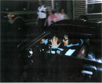 The King is Dead - Elvis Presley on August 16, 1977