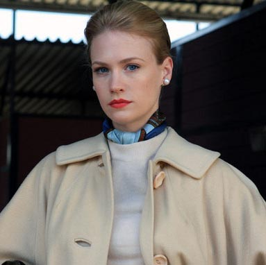 AMC's Mad Men - Betsy Draper played by January Jones