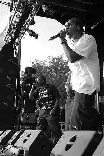 Pitchfork 2007: Clipse