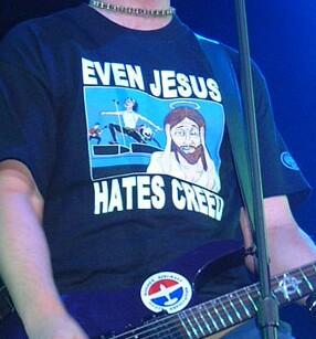 Even Jesus Hates Creed