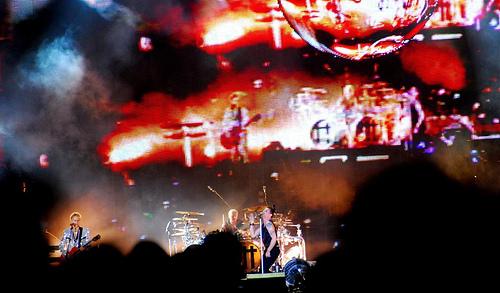 Lollapalooza 2009: Depeche Mode