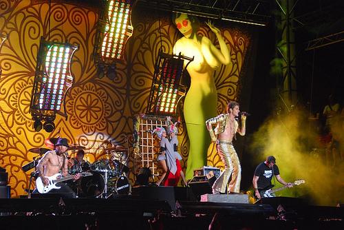 Lollapalooza 2009: Jane's Addiction