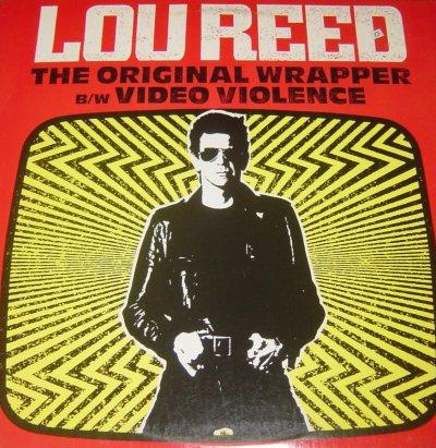 Lou Reed, the original rapper?