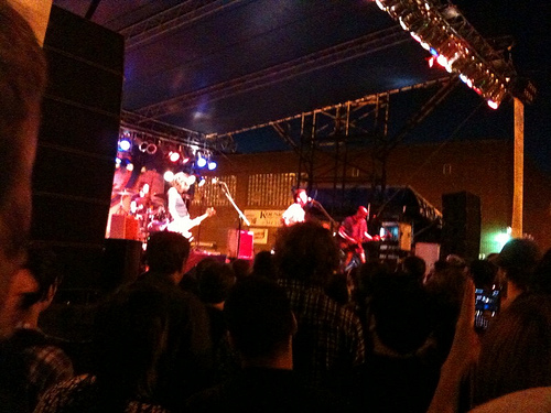 Superchunk in Chicago