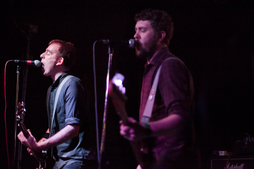 Ted Leo and the Pharmacists Live in Newcastle