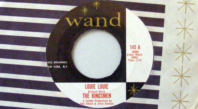 FBI Files on Louie Louie