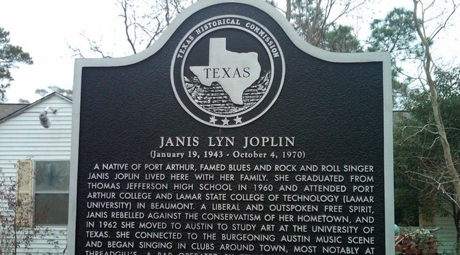 Joplin Childhood Home Gets Marker