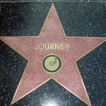 Journey Hollywood Walk of Fame