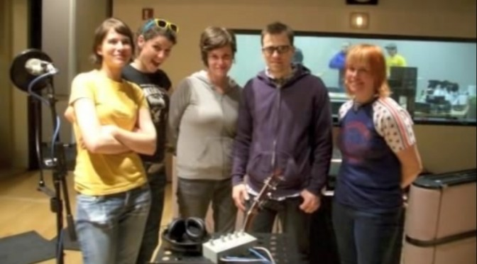 Rivers Cuomo Goes Punk on Sound Opinions