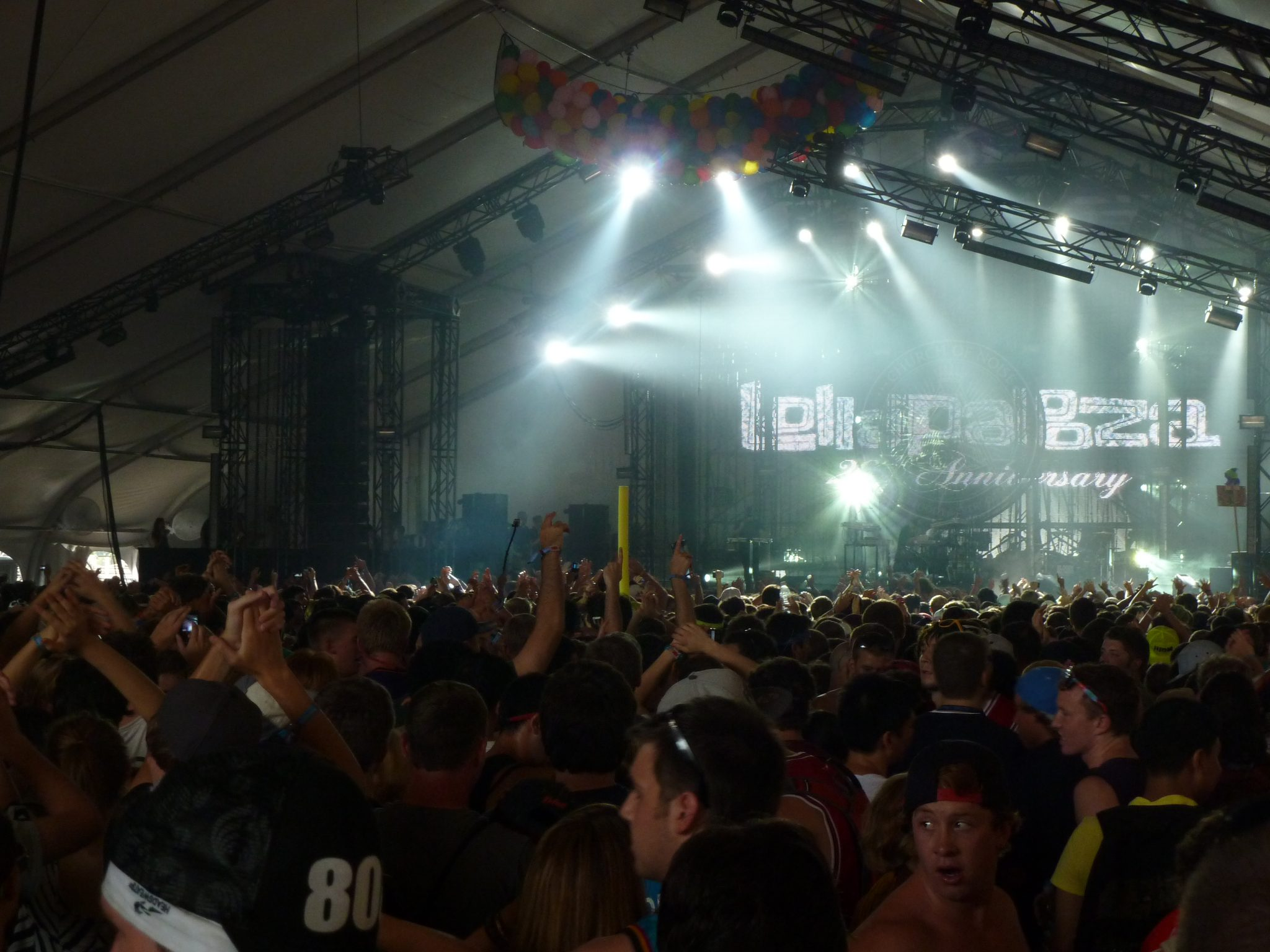 Lollapalooza 2011: Escape from No Future