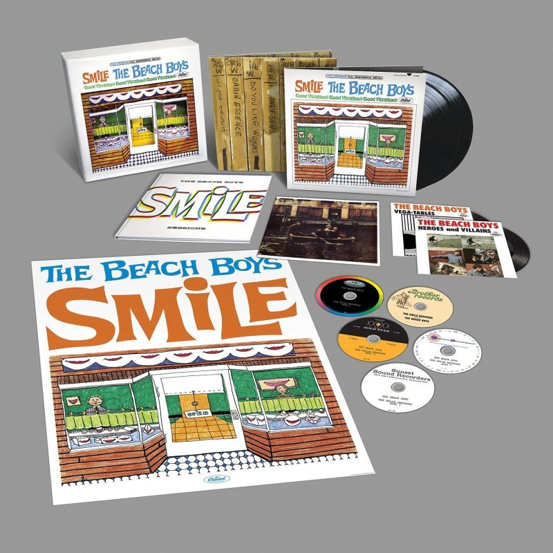 Beach Boys Smile Sessions Really Coming: November 1