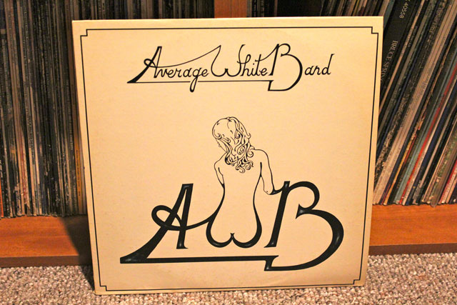 My Vinyl Solution #0001: Average White Band