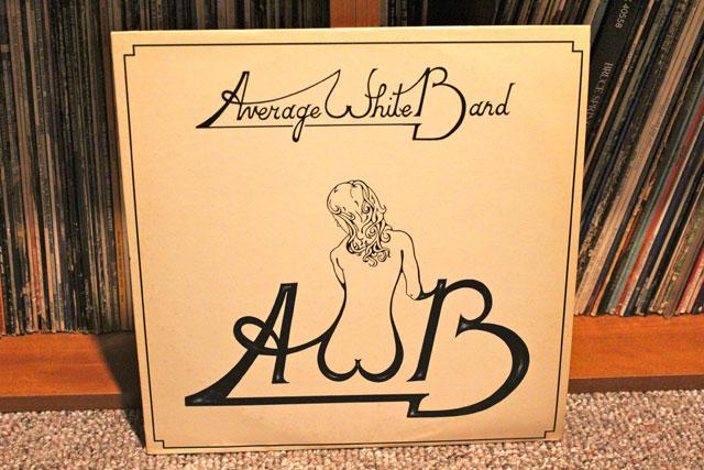 My Vinyl Solution #0001: Average White Band