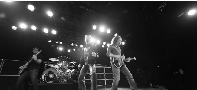"Van Halen Controversy Over New Single ""Tattoo"""