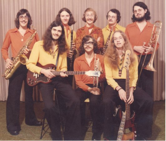 Horns, Hair and Hot Plates: On Tour With Avalanche, 1974