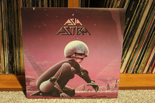 My Vinyl Solution #0002: Asia – Astra
