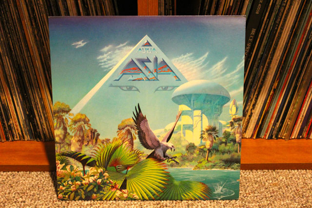 My Vinyl Solution #0003: Asia – Alpha
