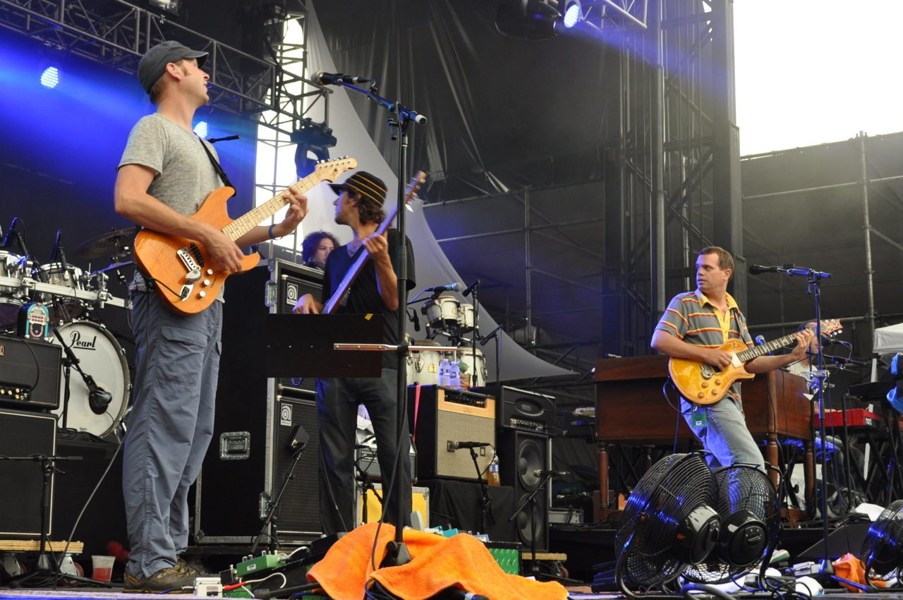 Five From the Archive: Umphrey's McGee in 2012