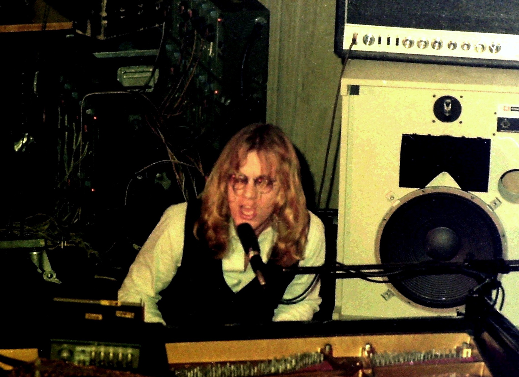 Five From the Archive: Warren Zevon in 1976