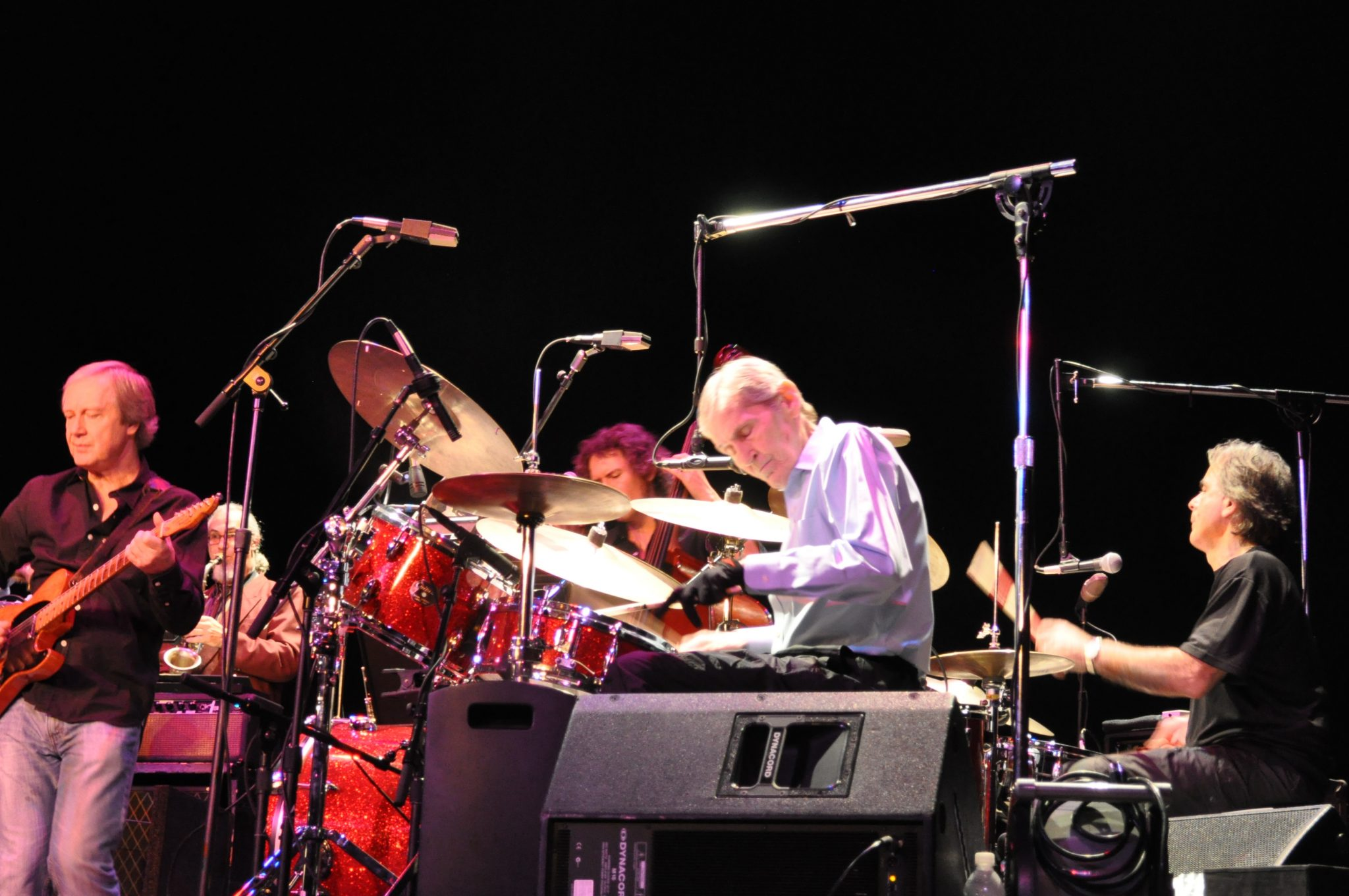 The Levon Helm Band at The Michigan Theater