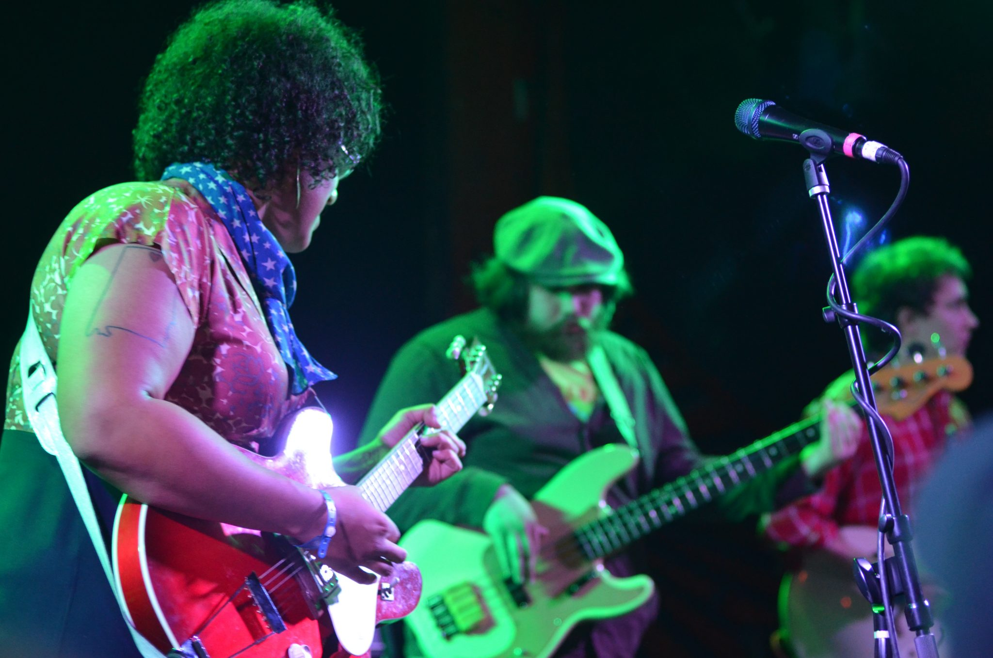 Five From the Archive: Alabama Shakes in 2012