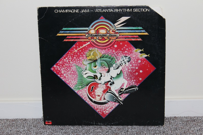 My Vinyl Solution #0005: Atlanta Rhythm Section – Champagne Jam
