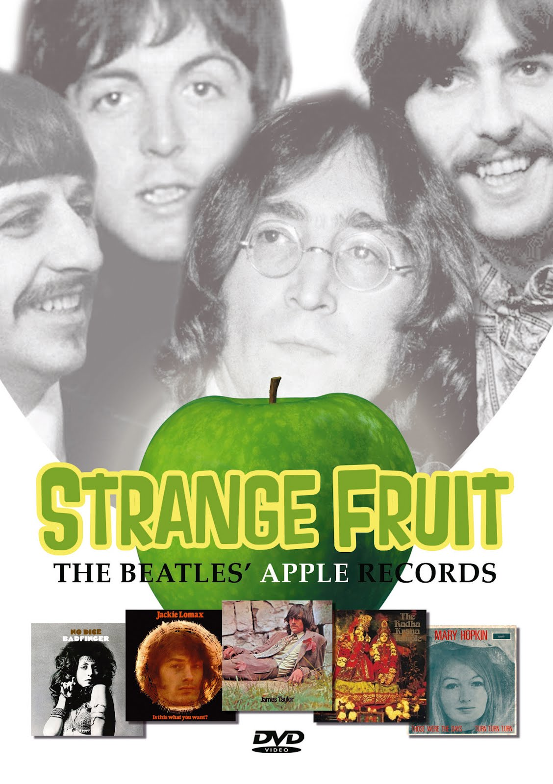 Strange Fruit: The Beatle's Apple Records