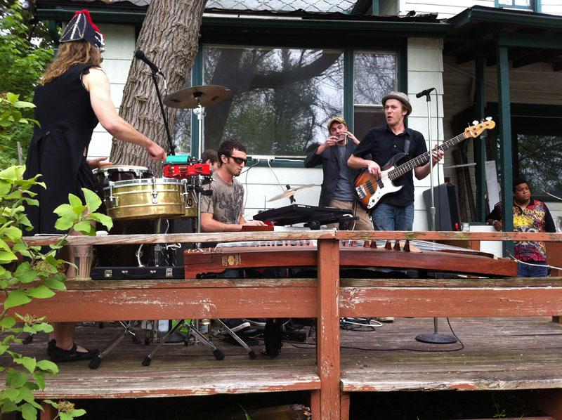 2012 Water Hill Music Fest