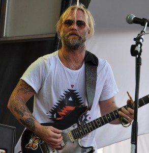 Anders Osborne at Summer Camp 2012
