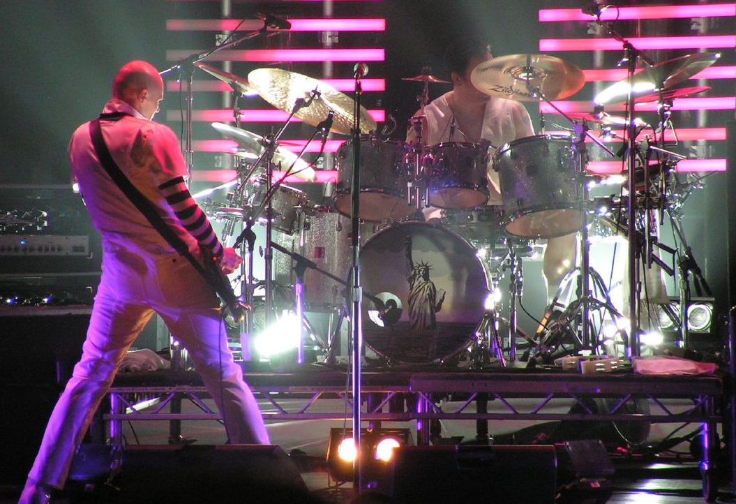 Five From the Archive: Smashing Pumpkins in 2011