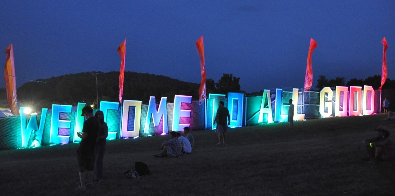 All Good Music Festival 2012: Highlights