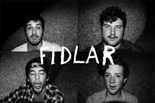 Ten Questions We Ask Lollapalooza Performers: FIDLAR