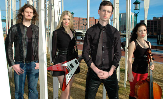 Ten Questions We Ask Lollapalooza Performers: Red Oblivion