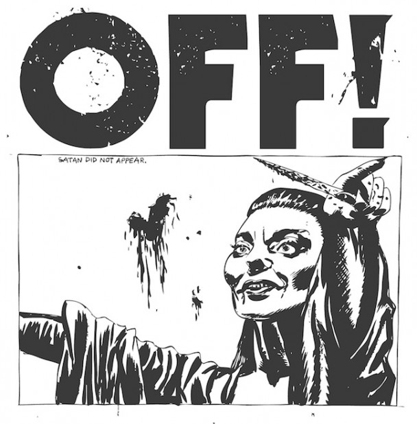 The Chuck Dukowski Sextet – Haunted; OFF! – Off!