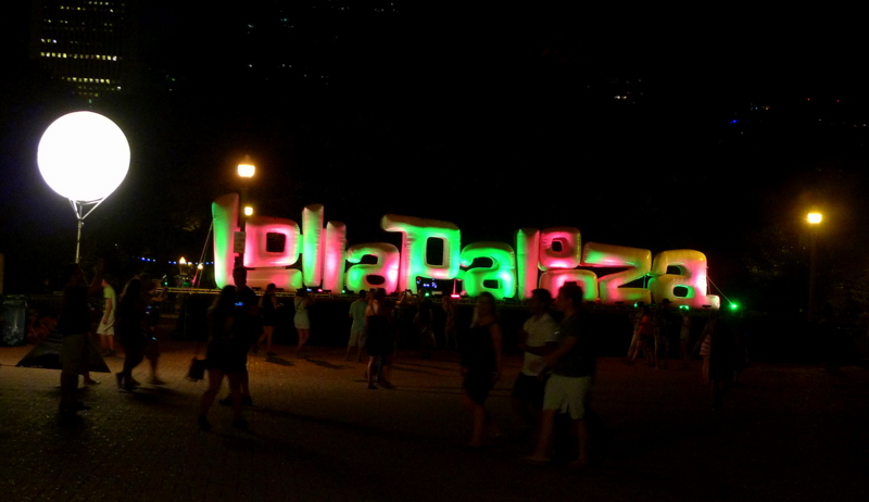 Looking back at Lollapalooza 2012